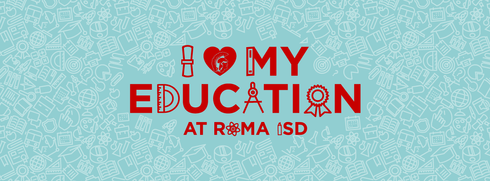 I Love My Education Week Social Media Banner