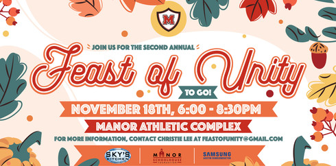 MISD Feast of Unity Web banner