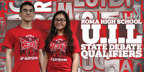 U.I.L. State Debate Qualifiers Billboard