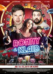 Ronny & Klaid Poster A1 AZ 08-2019 72dpi