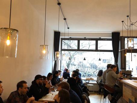 ベルリンレストラン「SAN」