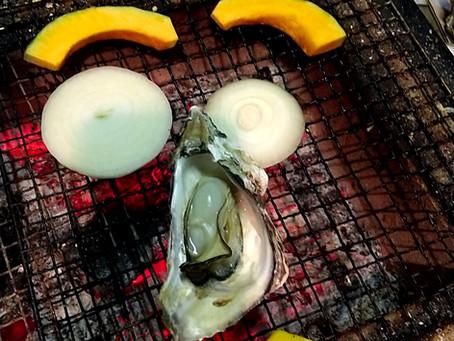焼き牡蠣パーティー 2021