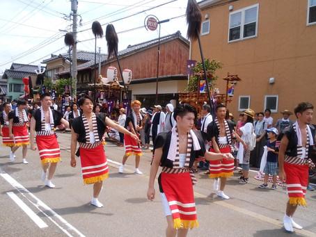 日吉神社祭礼