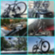 サイクルキャリア・スキーキャリア装着画像