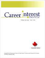 Canadian Career Interest Profiler Report