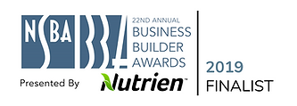 BBA Finalist NSBA Business Builder Award