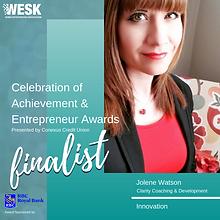 Highlight WESK Jolene Watson Innovation