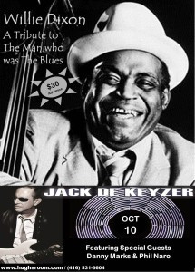 A Tribute to Willie Dixon....