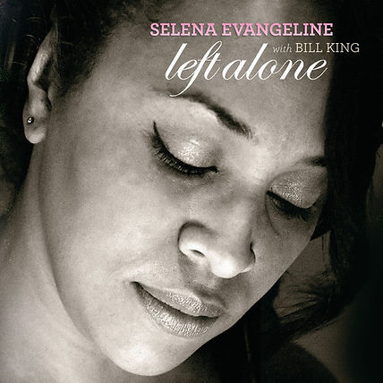 Selena Evangeline Left Alone album CD