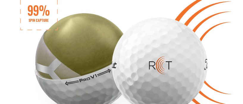 TITLEIST TO LAUNCH BALL OPTIMIZED FOR TRACKMAN INDOOR USE