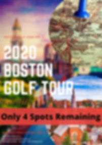 Boston, Golf Tour, Golf Coach