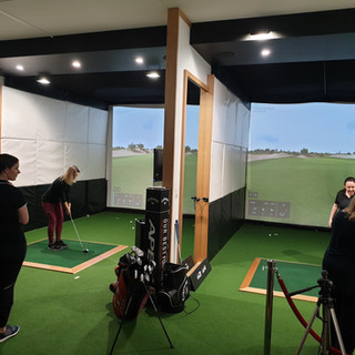 Perth Trackman Indoor Golf