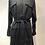 Thumbnail: Robe chemise en laine Saint Laurent