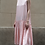 Thumbnail: Robe vichy rose en soie - ALE MMXVIII