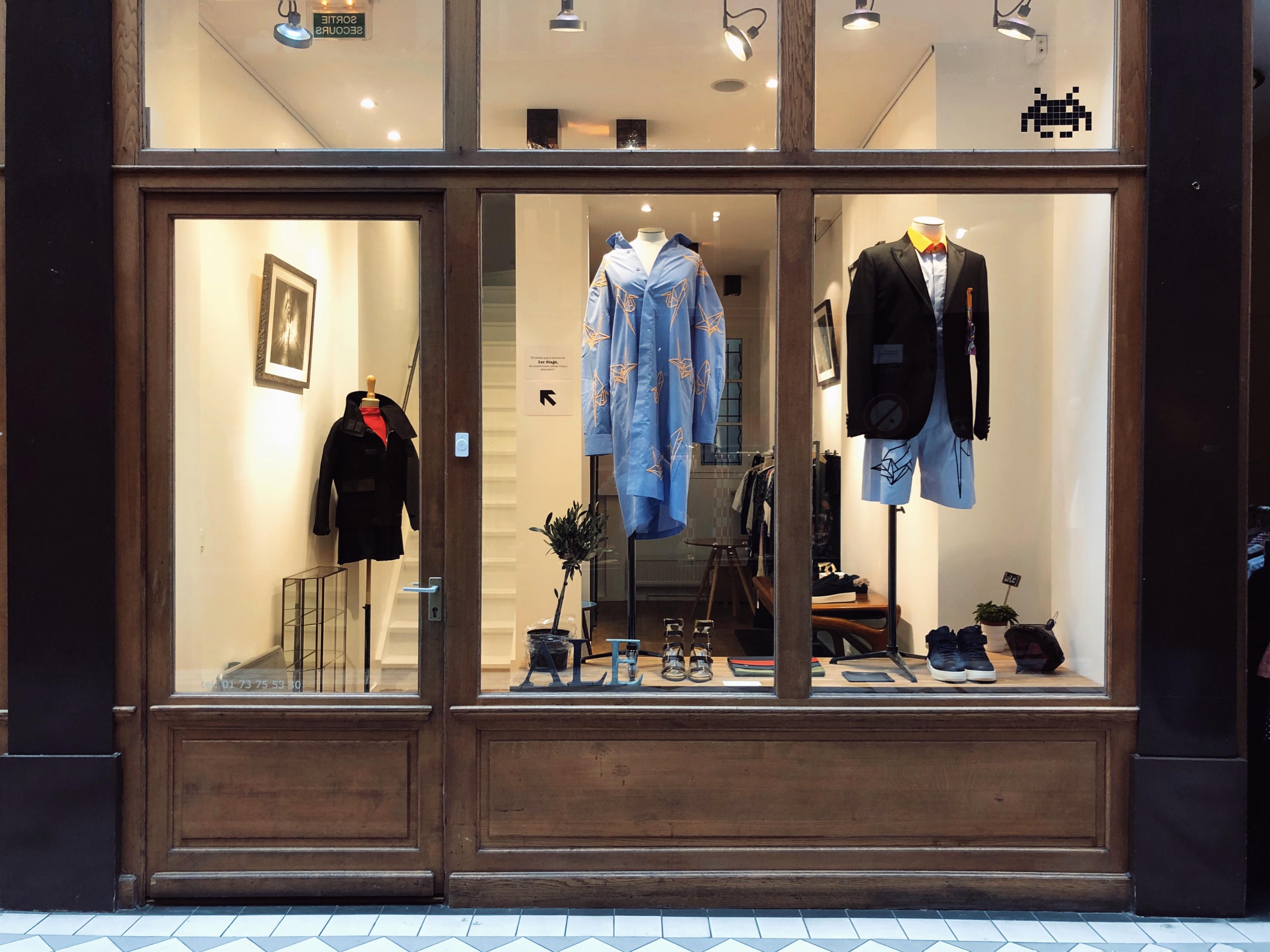 77c3cd3fbd3e ale Paris - Dépôt-vente luxe vêtements homme femme accessoires