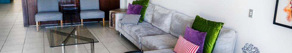 3 Bed Ocean Front Lounge