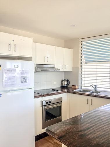 Three Bedroom Ocean Front Kitchen