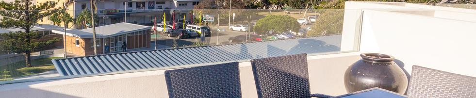 2 Bed Ocean Front Spa Rooftop