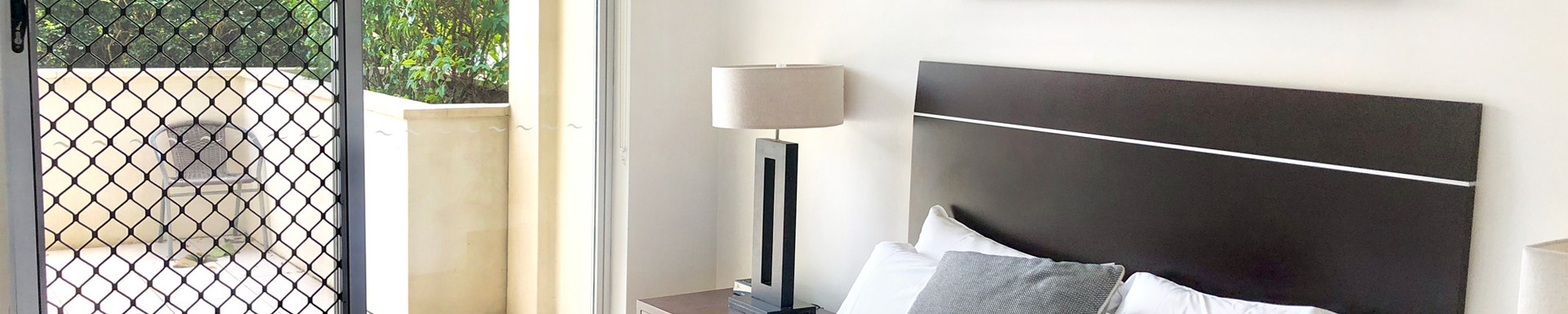 2 Bed Ground Floor Master Suite