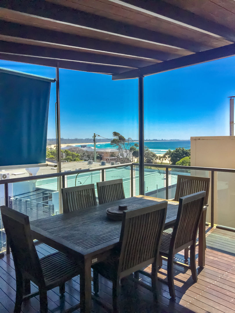 Three Bedroom Ocean View Private Balcony