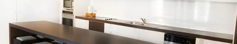 2 Bed Ocean Front Kitchen