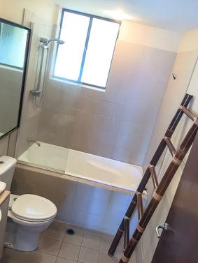 Three Bedroom Ocean Front Central Bathroom