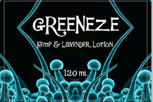 Hemp & Lavender Lotion 120ML