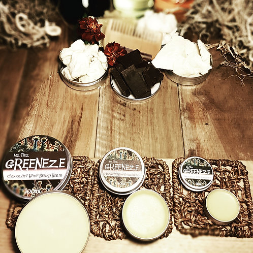 Chocolate & Hemp Beard Balm 50ml