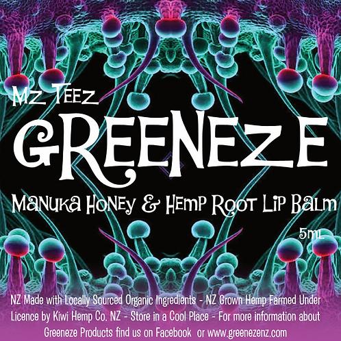 Manuka Honey & Hemp Lip Balm