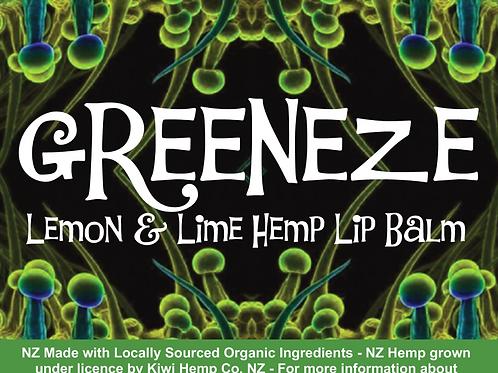 Lemon Lime & Hemp Lip Balm