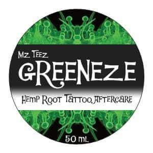 Hemp Root Tattoo Aftercare