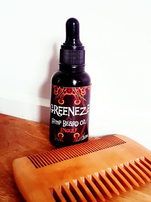 ENGULF Hemp Beard Oil