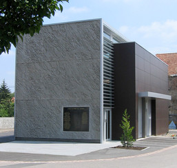Atelier communal à Obersaasheim