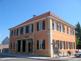 Mairie et maison des associations à Obersaasheim