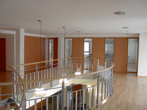 Espace intérieur d'étage