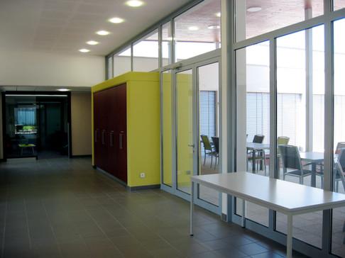 Hall d'entrée Tranche 1