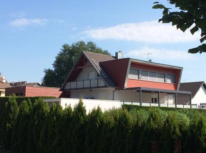 Maison SH à Ranspach-le-Haut