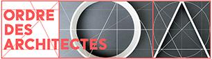 Logo Ordre des architectes