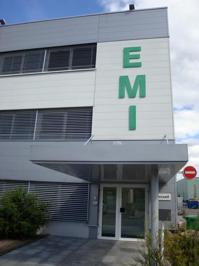 EMI à Hésingue