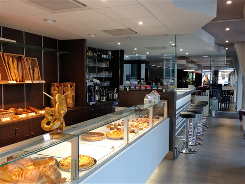 Comptoir boulangerie
