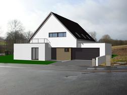 Maison ST à Uffheim