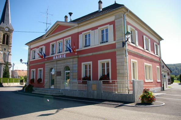 Mairie de Fislis
