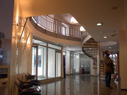 Agence bancaire à Hésingue