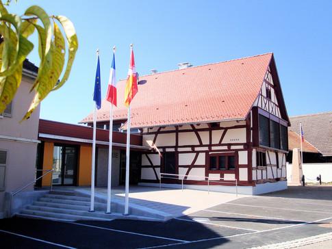 Parvis Mairie