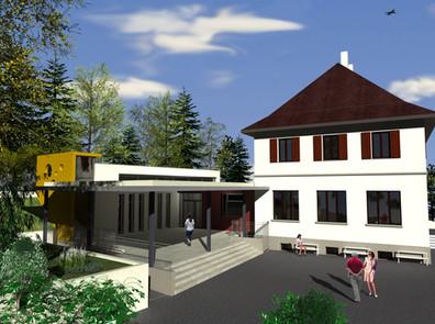 Ecole à Hundsbach