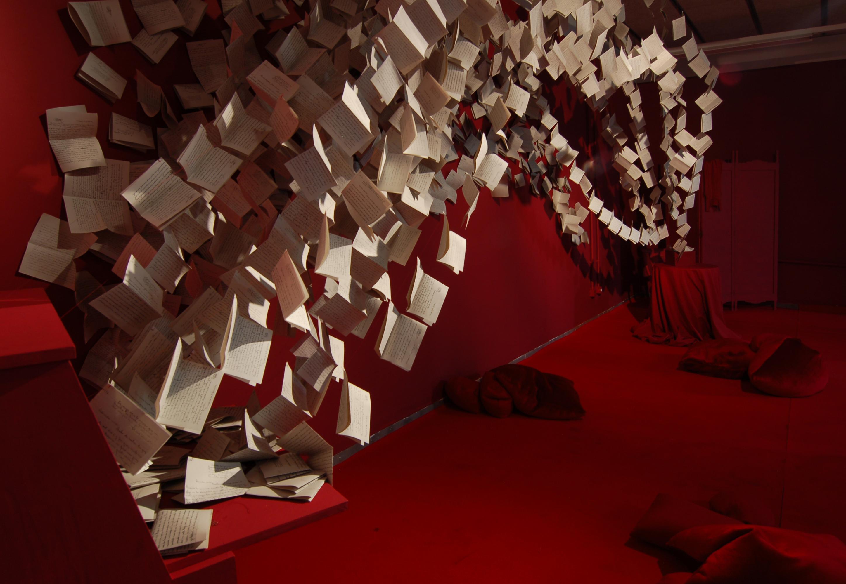 Quiero mis 1000 cartas de amor y...