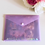 Thumbnail: Personalised Pastel Weigh Day/Vet Documents Pouch A5