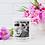 Thumbnail: Personalised Pet Black and White Photo Mug with Name
