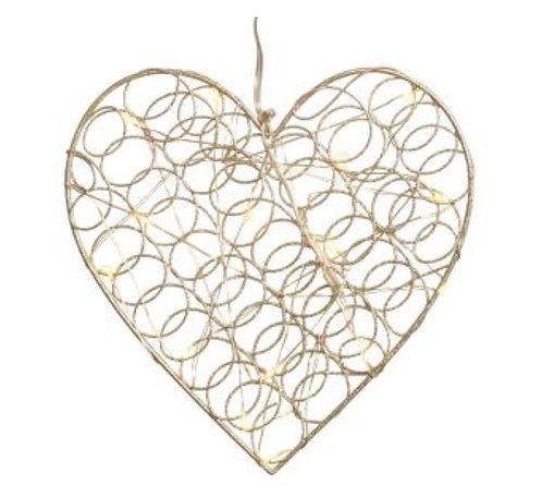 LED Hanging Heart