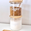 Thumbnail: Personalised Bamboo Glass Storage with Spoon